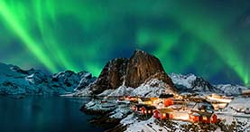 Best places to experience the mystical Northern Lights