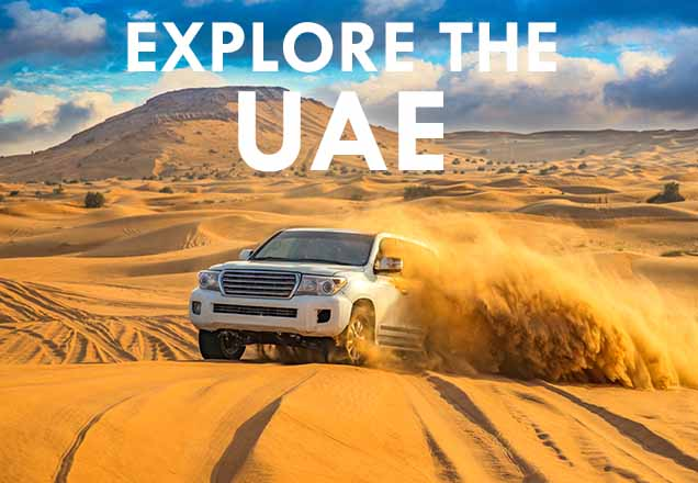 UAE attractions